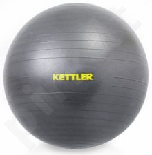 Gimnast. kamuolys GYM BALL BASIC 75cm black