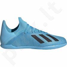 Futbolo bateliai Adidas  X 19.3 IN JR F35354 mėlyna