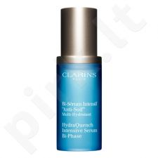 Clarins HydraQuench Intensive serumas Bi Phase, 30ml, kosmetika moterims