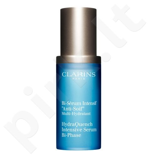 Clarins HydraQuench Intensive serumas Bi Phase, 30ml, kosmetika moterims