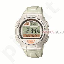 Elektroninis Casio laikrodis W-734-7A