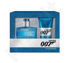 James Bond 007 Ocean Royale rinkinys vyrams, (EDT 50ml + 150ml dušo želė)