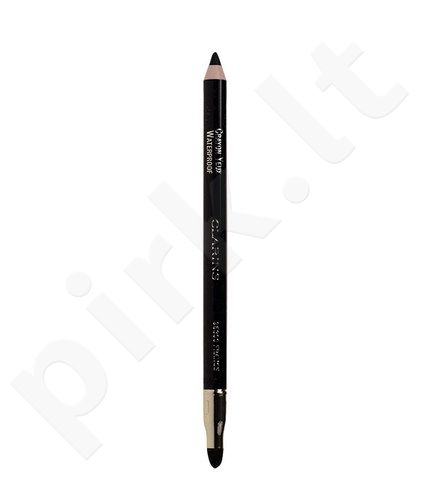 Clarins Eye Pencil, akių kontūrų pieštukas moterims, 1,2g, (01 Black)