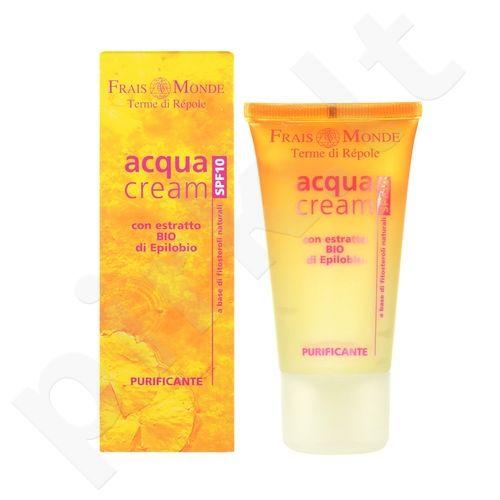 Frais Monde Acqua veido kremas Purifying SPF10, kosmetika moterims, 50ml
