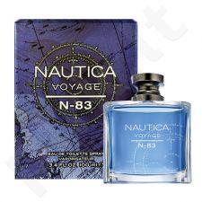 Nautica Voyage N-83, tualetinis vanduo vyrams, 50ml
