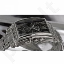 Vyriškas laikrodis BISSET Las Plattas XB2DC39SRBB