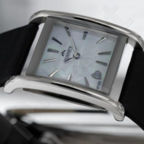 Moteriškas laikrodis BISSET Heart of Stone BSAD37SIMX03BX
