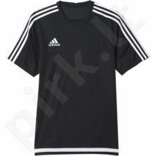 Marškinėliai futbolui Adidas Tiro 15 M S22308