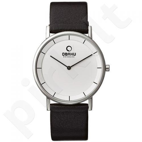 Vyriškas laikrodis Obaku V143GXCIRN