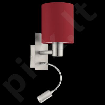 Sieninis šviestuvas EGLO 94934 | PASTERI