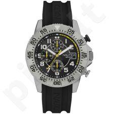 Nautica NSR 104 NAI16510G vyriškas laikrodis-chronometras