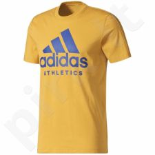 Marškinėliai Adidas Sport ID Branded Tee M BS2214