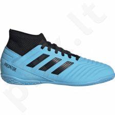 Futbolo bateliai Adidas  Predator 19.3 IN JR G25807 mėlyna