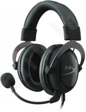 KINGSTON HYPERX CLOUD II HEADSET GREY