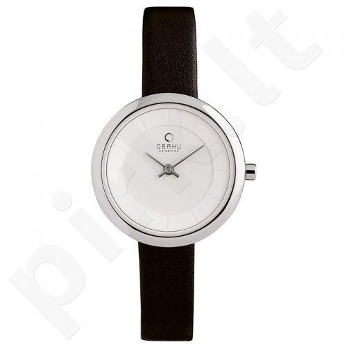 Moteriškas laikrodis Obaku Harmony V146LCIRB