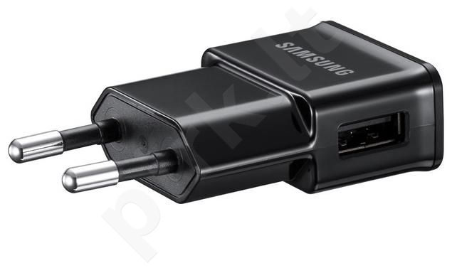 Samsung ETAOU81EBE sieninis įkroviklis juodas be pakuotės