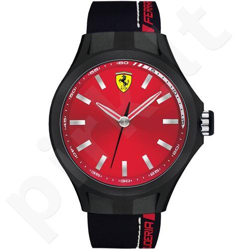 Ferrari Pit Crew 0830219 vyriškas laikrodis