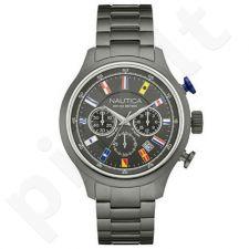 Nautica NCT 16 NAI20011G vyriškas laikrodis-chronometras