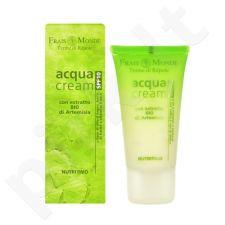 Frais Monde Acqua veido kremas Nourishing SPF10, kosmetika moterims, 50ml
