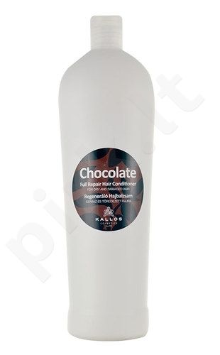 Kallos Chocolate Full Repair kondicionierius, kosmetika moterims, 1000ml