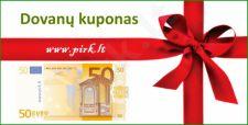 Dovanų kuponas 50 Eurų