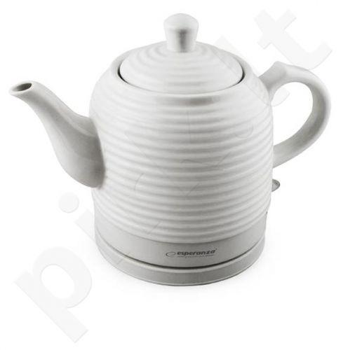 Elektrinis Virdulys Esperanza EKK007 DELLA 1,2L keramikos