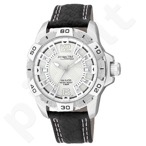Vyriškas laikrodis Q&Q Atractive  DA64J301Y