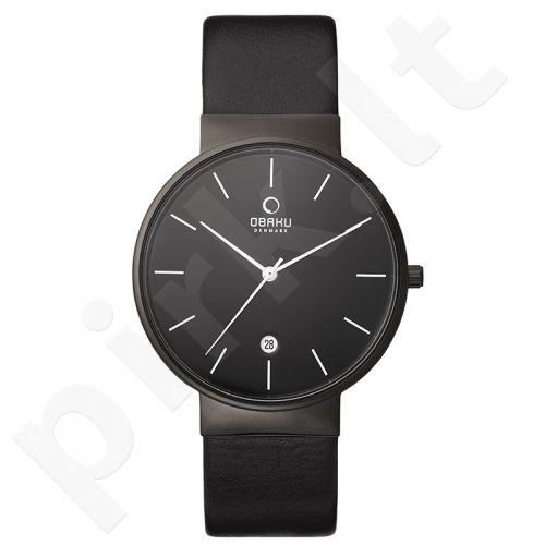 Vyriškas laikrodis OBAKU OB V153GDBBRB