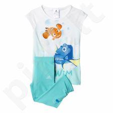 Komplektas Adidas Disney Nemo & Dory Summer Set Junior AK2533
