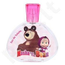 Disney Masha and The Bear, EDT vaikams, 7ml