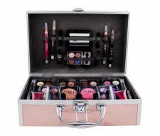Makeup Trading Cosmetic Case Eye-Catcher, rinkinys makiažo paletė moterims, (Complete makiažo paletė)