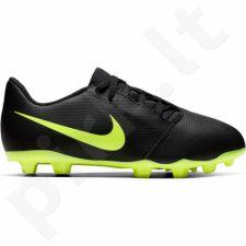 Futbolo bateliai  Nike Phantom Venom Club FG JR AO0396 007 juoda