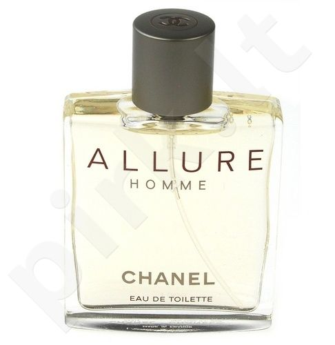 Chanel Allure Homme, tualetinis vanduo (EDT) vyrams, 150 ml