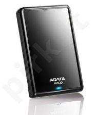 Išorinis diskas Adata HV620 2.5' 2TB USB3, Stilingas, Juodas