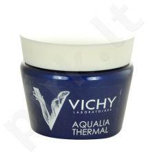 Vichy Aqualia Thermal Night Spa gelinis kremas, kosmetika moterims, 75ml