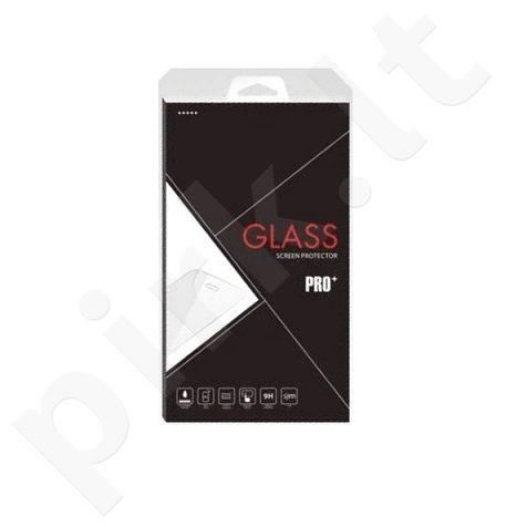 LG K10 ekrano stiklas 9H Telemax permatomas