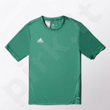 Marškinėliai futbolui Adidas Core Training Jersey Jr S22402