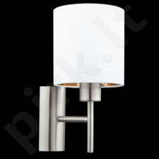 Sieninis šviestuvas EGLO 95053 | PASTERI