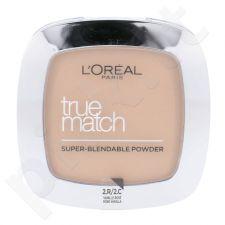 L´Oreal Paris True Match kompaktinė veido pudra, kosmetika moterims, 9g, (R2-C2 Rose Vanilla)
