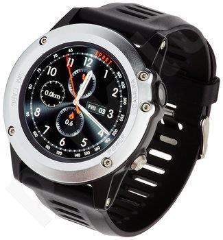 Smartwatch , Zegarek Garett Expert 11W Srebrny