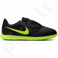 Futbolo bateliai  Nike Phantom Venom Club TF JR AO0400 007 juoda
