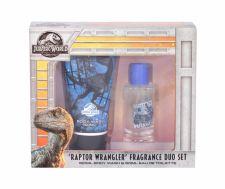 Universal Jurassic World, rinkinys tualetinis vanduo vaikams, (EDT 50 ml + dušo želė 150 ml)