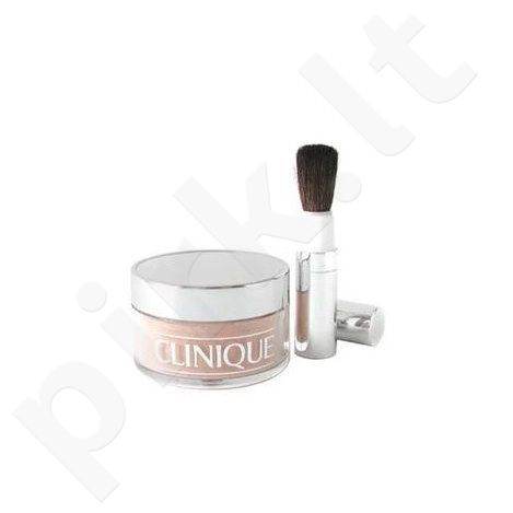 Clinique Blended veido pudra and Brush, kosmetika moterims, 35g, (20 Invisible Blend)