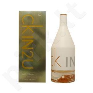 CALVIN KLEIN CK IN2U HER edt vapo 150 ml Pour Femme