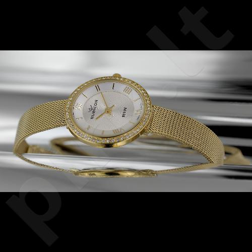 Moteriškas laikrodis RUBICON RNBC97GWSX03BX