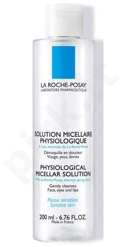La Roche-Posay Physiological Micellar Solution, kosmetika moterims, 400ml