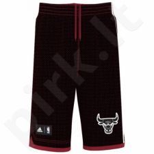 Šortai krepšiniui Adidas Chicago Bulls Summer Run Non Junior AH5074