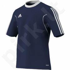Marškinėliai futbolui adidas Squadra 13 Junior W53405