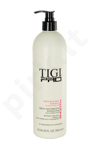Tigi Pro Smooth And Seal šampūnas, kosmetika moterims, 750ml