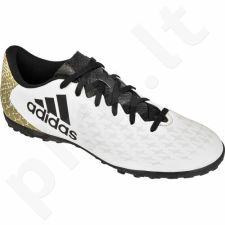 Futbolo bateliai Adidas  X 16.4 TF M AQ4361